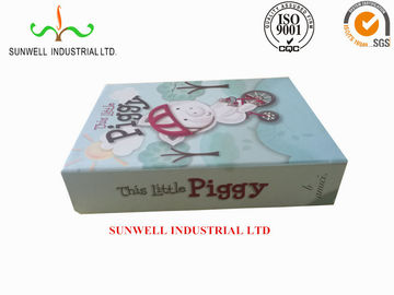 চীন Book Shape Handcrafted Gift Boxes With Magnet Closure CMYK Printing সরবরাহকারী