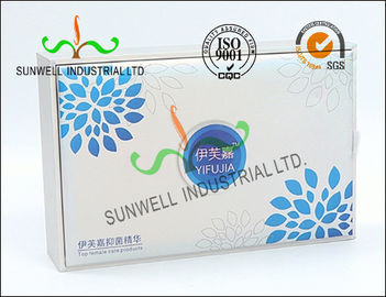 Foil Hot Stamping Custom Printed Corrugated Boxes For Presentation Gift Packaging