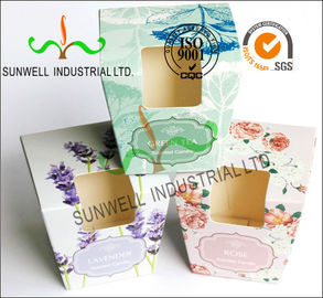 OEM / ODM Custom Made Corrugated Cardboard Boxes CMYK Offset Printing